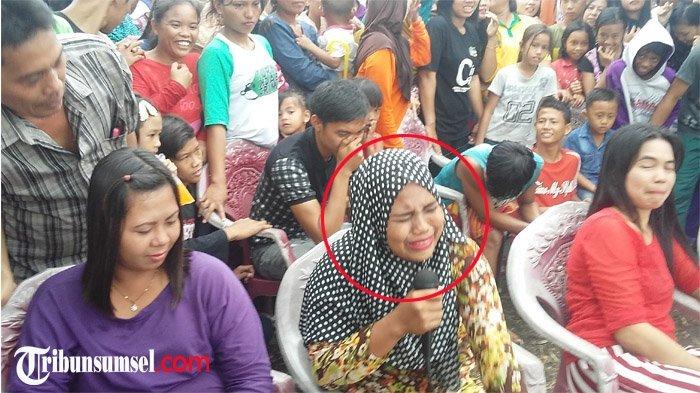 Viral Video PKL Menangis Diancam Istri Wakapolda Sumsel, Ternyata Ini Fakta Sebenarnya