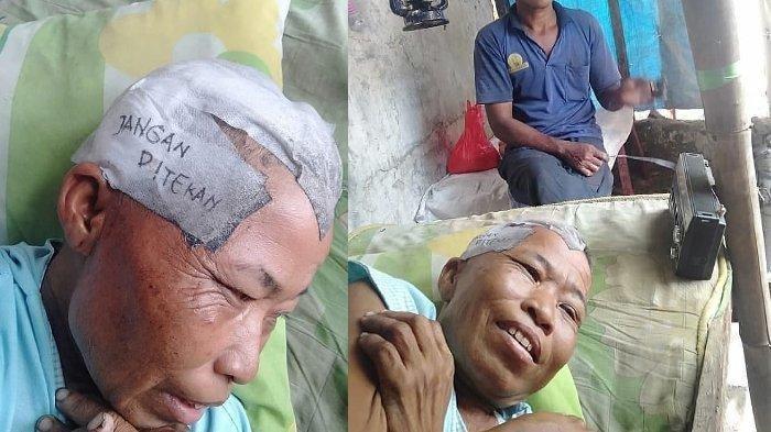 Ibu Hamil 9 Bulan Ditabrak Hingga Keguguran, Pelaku Kabur, Ibu Munipah Kini Terbaring di Gubuk