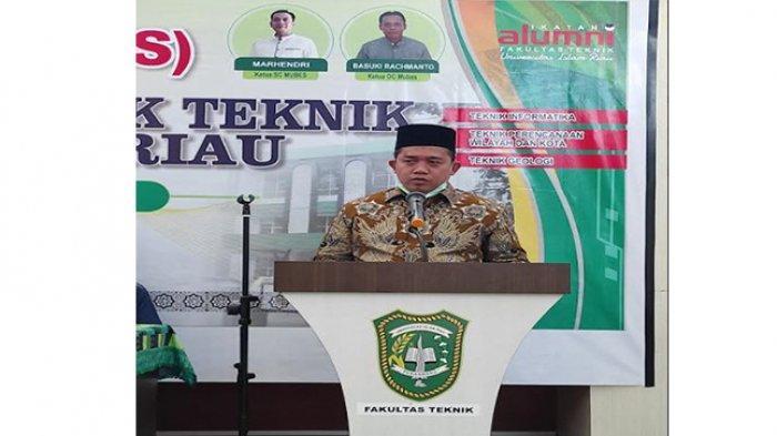 Ikatan Keluarga Alumni (IKA) Teknik Universitas Islam Riau Gelar Musyawarah Besar II