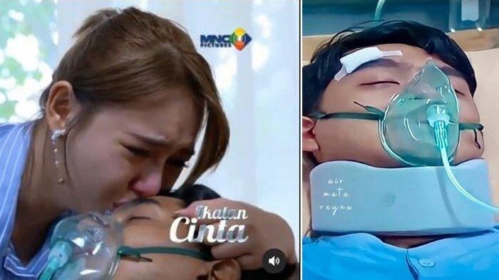 Sinetron Ikatan CInta 1 Mei 2021, Ditelepon Papa Surya, Andin Panik Segera ke Rumah Sakit