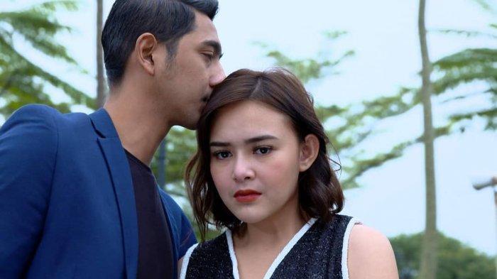 Sinetron Ikatan Cinta RCTI, salah satu potongan adegan Andin dan Aldebaran