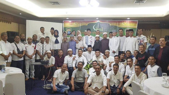 NNZZ Spdt Polda Riau Ajak Anak Yatim Buka Bersama