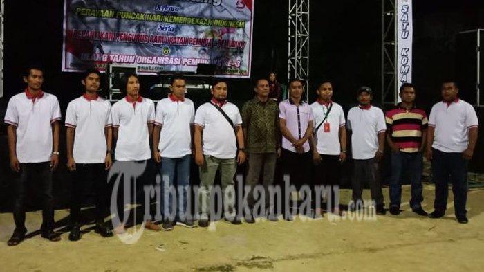 Ikatan Pemuda Pemudi RW 07 Kelurahan Bencah Lesung Dilantik