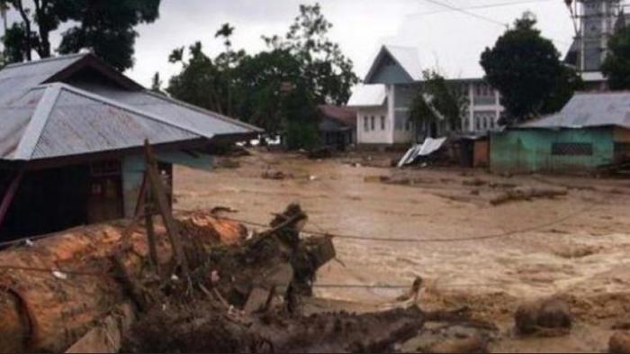 Jasad Kamid dan Kunayah Masih Dicari, Pasutri Terseret Banjir Saat Berteduh di Gubuk Mereka
