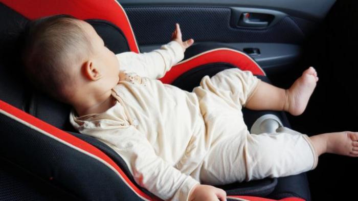 Masih Pakai Sabuk Pengaman, Bayi 15 Bulan Tewas di Kursi Mobil, Ibunya Ternyata Disini