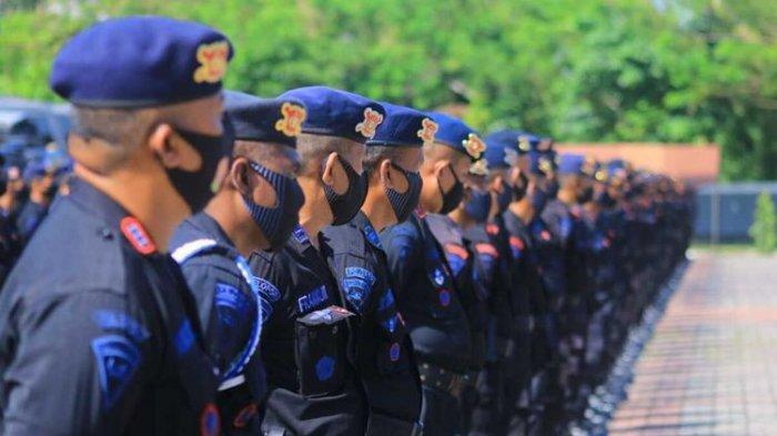 BREAKING NEWS: 215 Personel Brimob dan TNI Amankan Rapat Banmus dan Paripurna DPRD Inhu, Ada Apa?