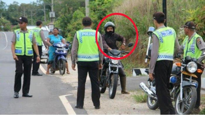 Tak Terima Ditilang Polantas, Tukang Listrik Ini Balas Dendam, Padamkan Listrik ke Kantor Polisi