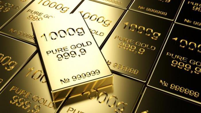 Buruan Beli Mumpung Turun! Harga Emas Batangan Hari ini Kamis (10/12/2020) Rp Rp 956.000