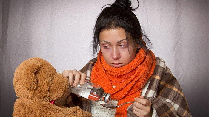 Sering Jadi Keluhan, Begini Mengatasi Flu, Bisa Dilakukan Sendiri saat di Rumah, Ketahui Gejala Flu
