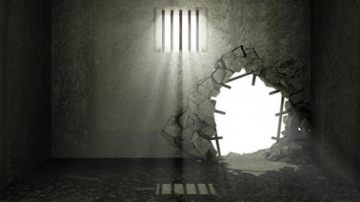 Bermodalkan Sendok, Dua Tahanan Berhasil Kabur dari Penjara, Begini Cara Mereka Kelabui Petugas