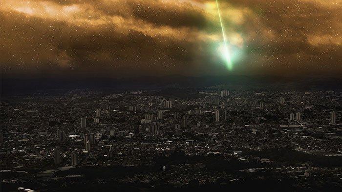 Warga Dikagetkan Gemuruh Keras dan Gelombang Kejut Hebat, Meteor Raksasa Melintasi di Norwegia