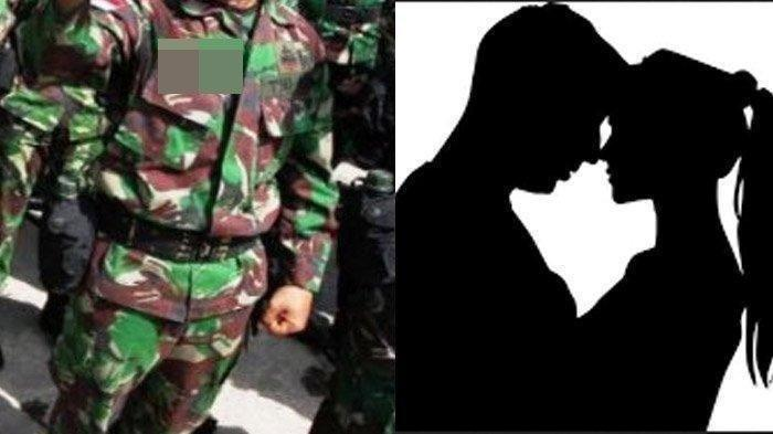 Oknum Kopral TNI 'Eksekusi' Istri Temannya Sambil Karaoke, Klepek-klepek Di Ciuman Pertama
