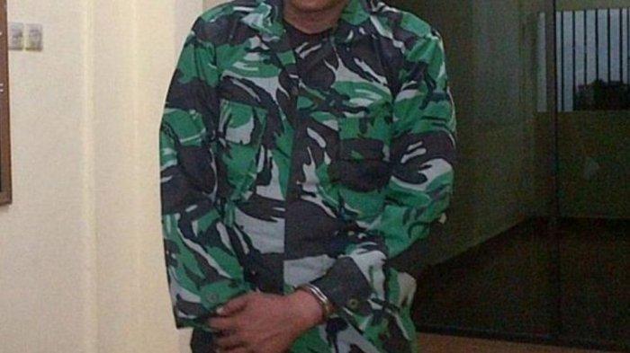 Sosok M Irdan, Anggota TNI yang Dipecat Karena Bobol Indomaret, Nasibnya Kini Menyedihkan