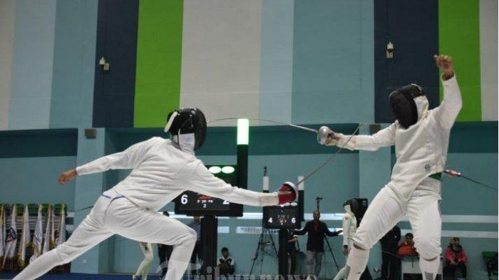 PB Ikasi Tetapkan Kuota Anggar Riau untuk PON Papua 15 Atlet