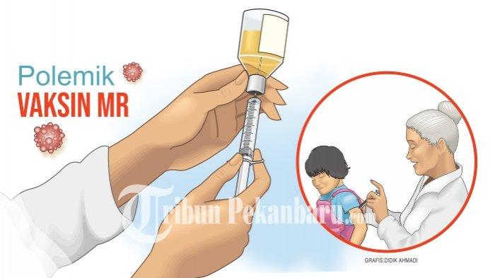 Wakil Rakyat Minta Diskes Sosialisasi, Imunisasi Vaksin MR Diperpanjang