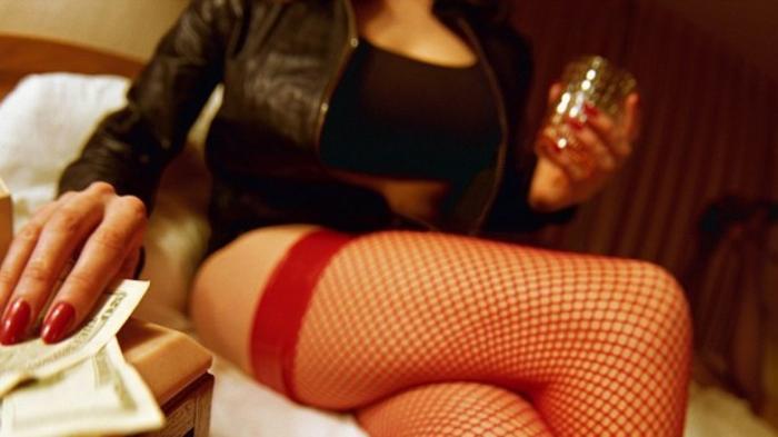 Ilustrasi Prostitusi Wanita Pekerja Seks Komersil PSK Dollar