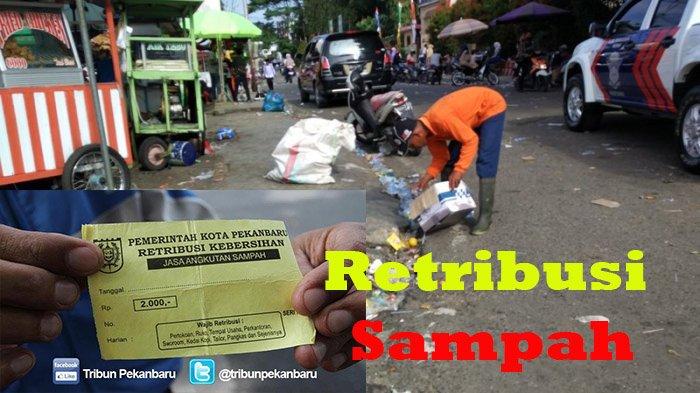 Antisipasi Pungutan Ilegal, Pemko Pekanbaru MoU dengan RW, LKM dan LPM untuk Retribusi Sampah