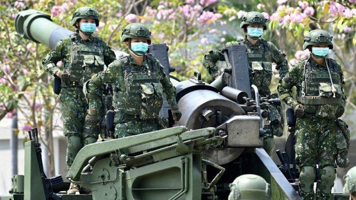 Semakin Tegang, Taiwan Siapkan Diri Dari Serangan China, Beli Artileri Howitzer Amerika