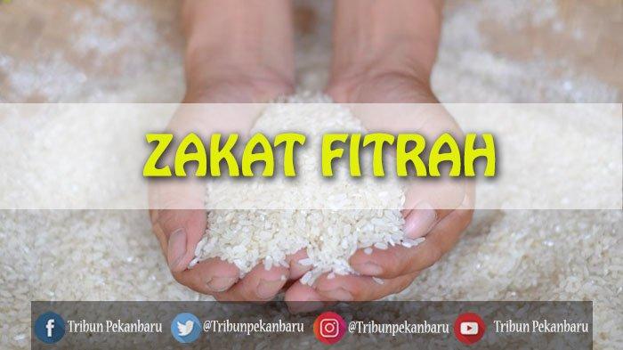 Doa & Lafadz Niat Zakat Fitrah, Wajib Dibayar Sebelum Khatib Sholat Idul Fitri Naik Mimbar
