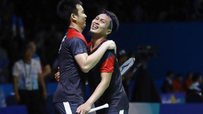 UPDATE Hasil Hong Kong Open 2019, Ahsan/Hendra Tembus Final, Tumbangkan Wakil China