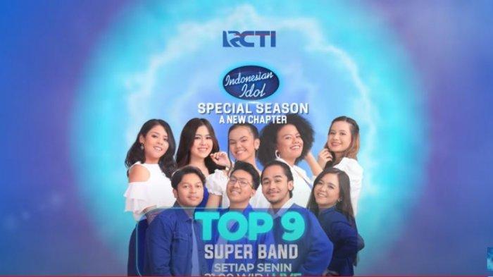 Live Streaming Indonesian Idol Spektakuler Show Top 9, Ini Cara Vote Idol Favorit Kamu