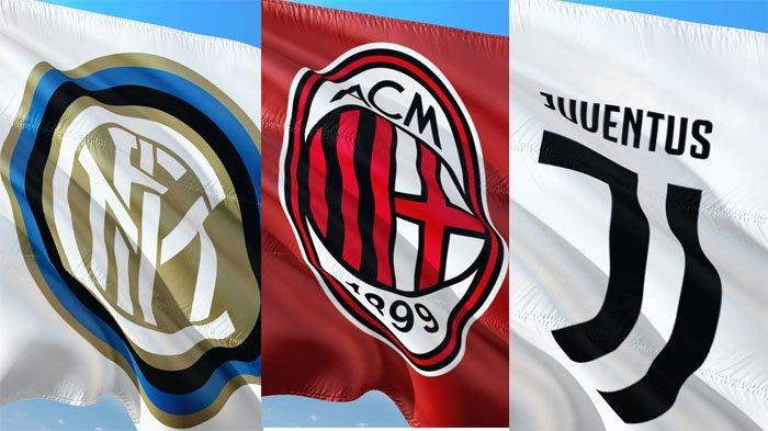 Inilah Alasan, Inter Milan, AC Milan dan Juventus Harus di Keluarkan dari Kompetisi Liga Italia