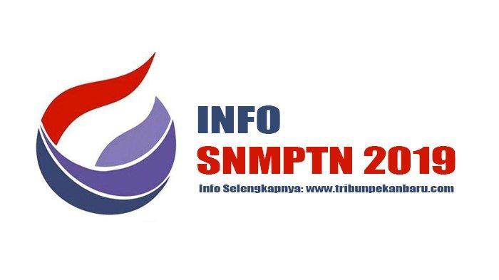 Pendaftaran SNMPTN 2019 Terakhir Besok, Ini Link untuk Daftar dan Lengkapi Persyaratannya