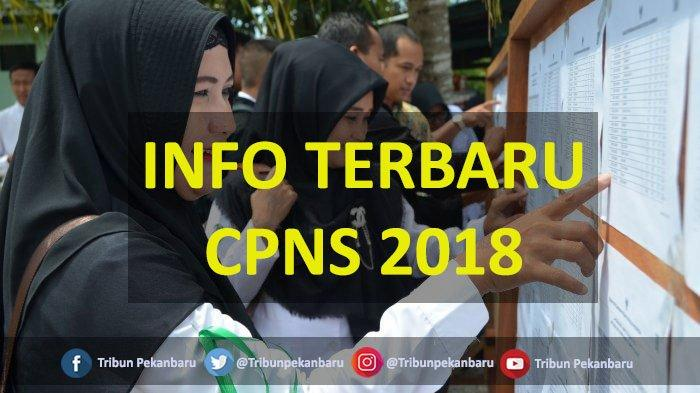 Ujian SKB CPNS Pemprov Riau Berakhir, Delapan Peserta Langsung Gugur, Ini Penyebabnya