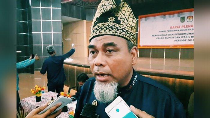 Mengundurkan Diri, Ketua KPUD Inhil Penuhi Panggilan KPU Provinsi Riau