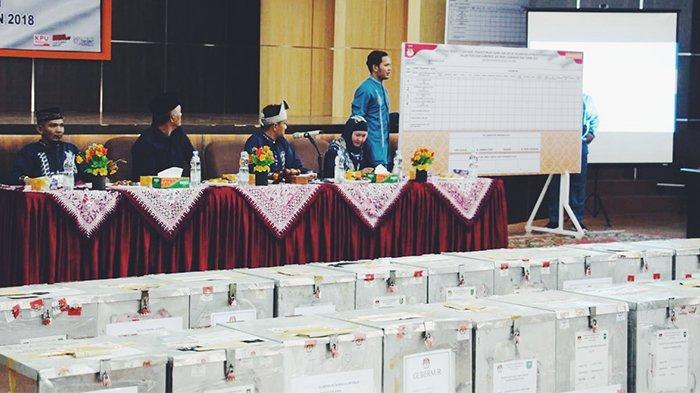 Pasangan Wardan-SU Keluar Sebagai Pemenang, Inilah Hasil Final Rekapitulasi KPUD Kabupaten Inhil