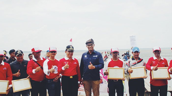 Disparekraf Riau Nilai Festival Menongkah Suku Duanu Inhil Telah Menjadi Destinasi Wisata Menarik