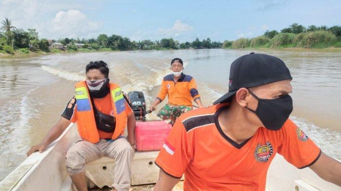 Bocah 10 Tahun Terjatuh ke Sungai Indragiri, 3 Jam Dicari Ditemukan Tewas, Begini Awal Kejadian
