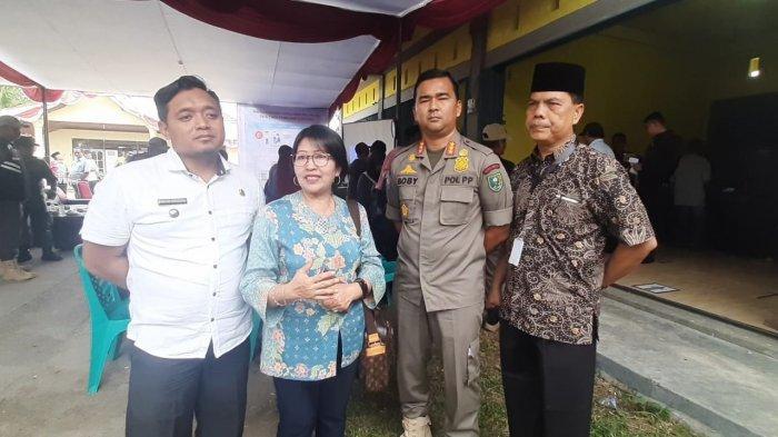 Inhu Kabupaten Pertama di Riau Laksanakan E-Voting