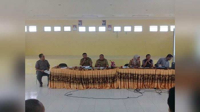 80 Persen Desa di Kabupaten Inhu Sudah Rampungkan Penyusunan APBDes.