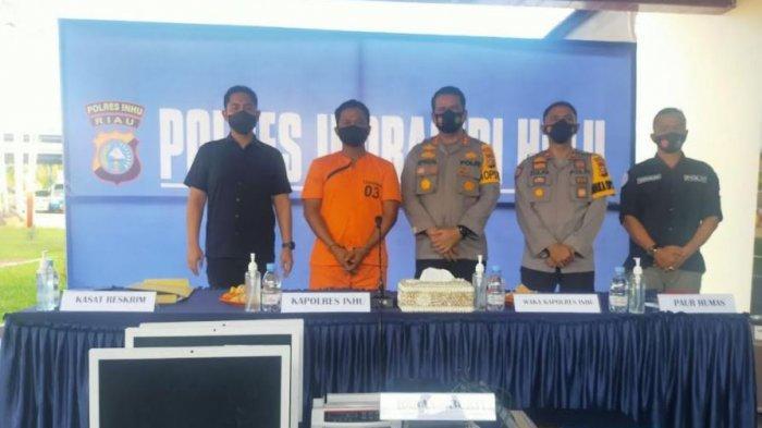 Polisi Ungkap Investasi Bodong Edinar Coin Gold di Riau, Sikat Uang Hingga Rp 60 Miliar