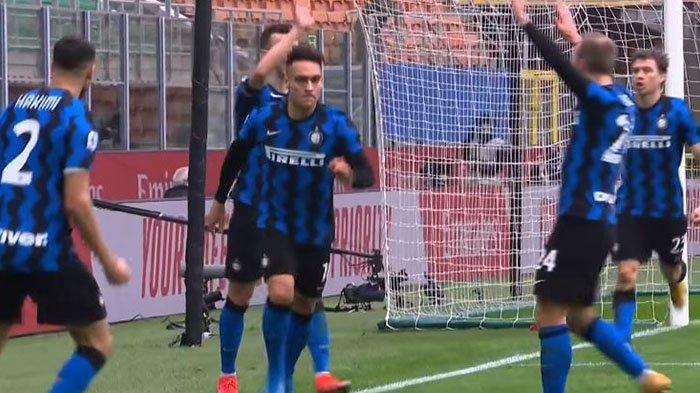 Update Klasemen Liga Italia setelah Inter Milan Menang, Nerazzurri Kian dekat ke Trofi Scudetto