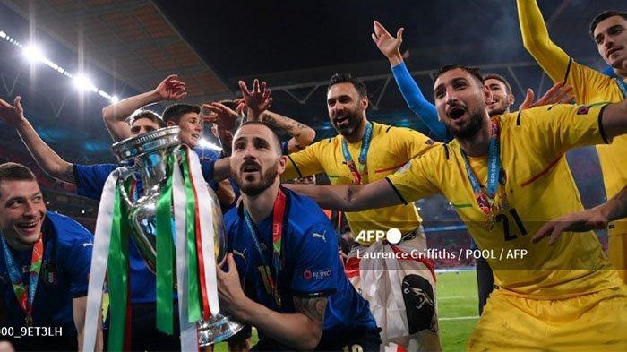 Terungkap, Ternyata Inilah yang bikin Inggris Keok di Laga Final EURO 2020 Menghadapi Italia