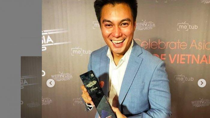 Kalahkan Atta Halilintar, Baim Wong dan Paula Verhoeven Menang di METUBE WebTVAsia Awards 2019