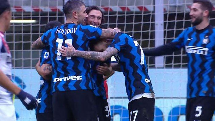 Inter Milan bisa Pesta Juara di Giuseppe Meazza, Inilah Koleksi Scudetto Nerazzurri di Liga Italia
