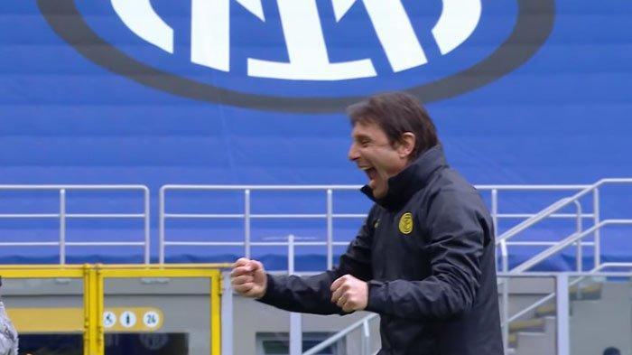 Inter Milan juara Liga Italia musim 2021