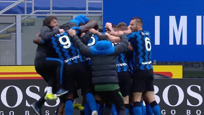 Tinggal 5 Pertandingan, Inter Milan Siap Pesta Juara, Gelar Top Skor Liga Italia Masih Diperebutkan