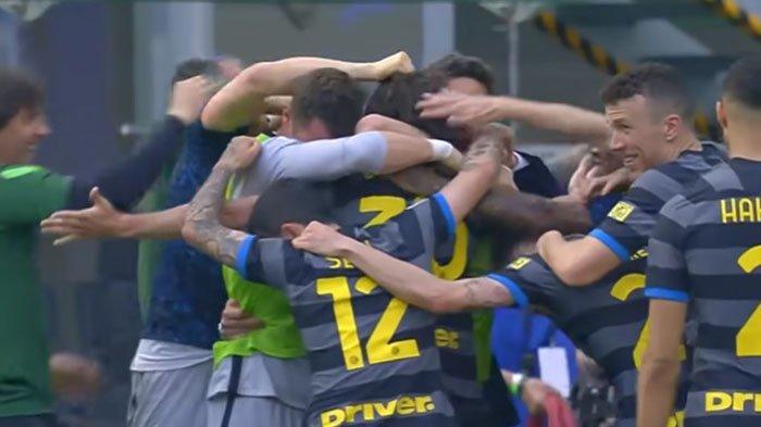 Kecuali Romelu Lukaku dan Samir Handanovic, Pemain Inter Milan Dirolling Antoni Conte, Ini Tujuannya