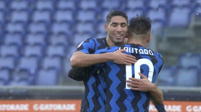 Hasil Pertandingan Bologna vs Inter Milan, Menentukan Siapa yang Raih Scudetto 2021, LIVE RCTI