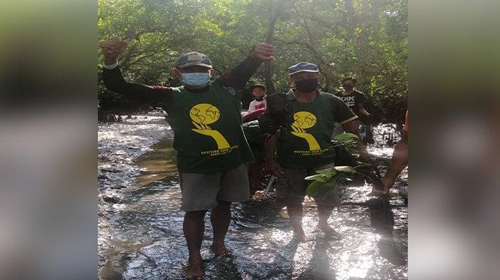 1000 Bibit Mangrove Iri Indonesia, Bangun Optimisme Pulih Dari Keterpurukan Ekonomi