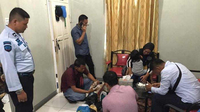 Ibu Rumah Tangga Tertangkap Tangan Seludupkan Sabu dalam Roti ke Tahanan Lapas
