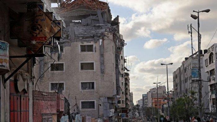 Kecaman Dan Kutukan Malah Membuat Israel Membabi Buta, Kantor Lembaga Kemanusiaan Di Gaza Pun Dibom
