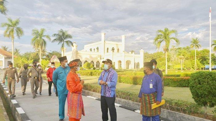 Pengunjung Serbu Istana Siak di Hari Pertama dan Kedua Buka Kembali, Rindu Piknik Terobati