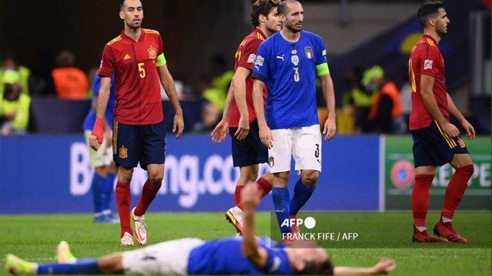 Italia vs Belgia, Siaran Langsung UEFA Nations League Pukul 20.00 WIB