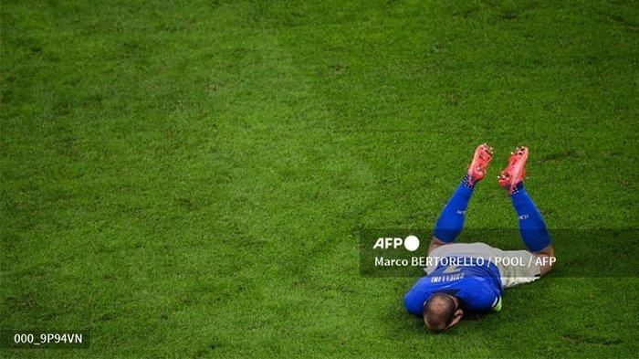 Setelah 37 Pertandingan, 28 Menang dan 9 Kali Imbang, Italia Akhirnya Tersungkur, Ini Biang Keroknya