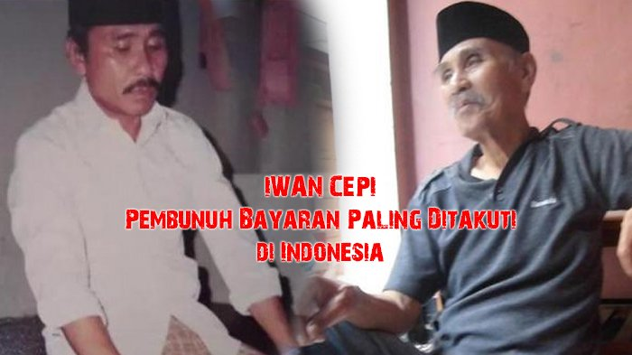Pembunuh Bayaran Paling Ditakuti di Indonesia Ini Mengaku Dihantui Wanita Korban Terakhir - Halaman all - Tribun Pekanbaru
